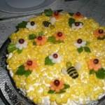 Карвинг,Украшаем салаты,карвинг,карвинг +из овощей +и фруктов,карвинг +для начинающих,украсить салат,новогодние салаты,праздничные салаты,
