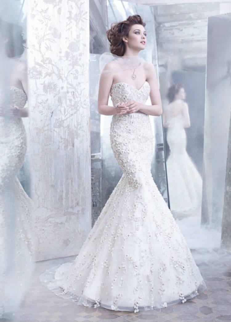 Wedding Saloon :: Свадебные платья модельеров - Свадебные платья и