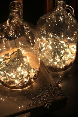 новогодние поделки + своими руками+ светильники, как сделать светильник,новый год 2013